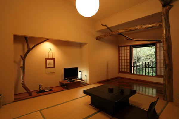 岩蔵 客室一例