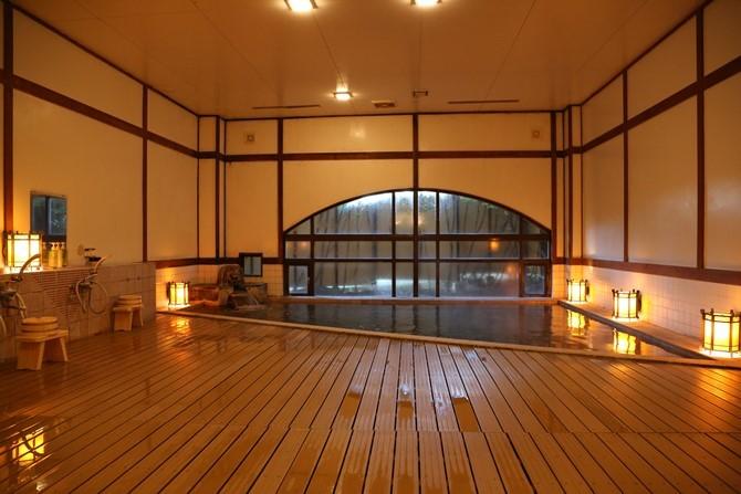 ハミルトン宇礼志野の大浴場